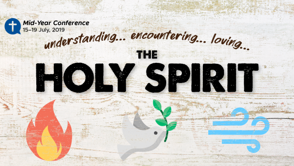 3 - Are you baptised with the Spirit? Image