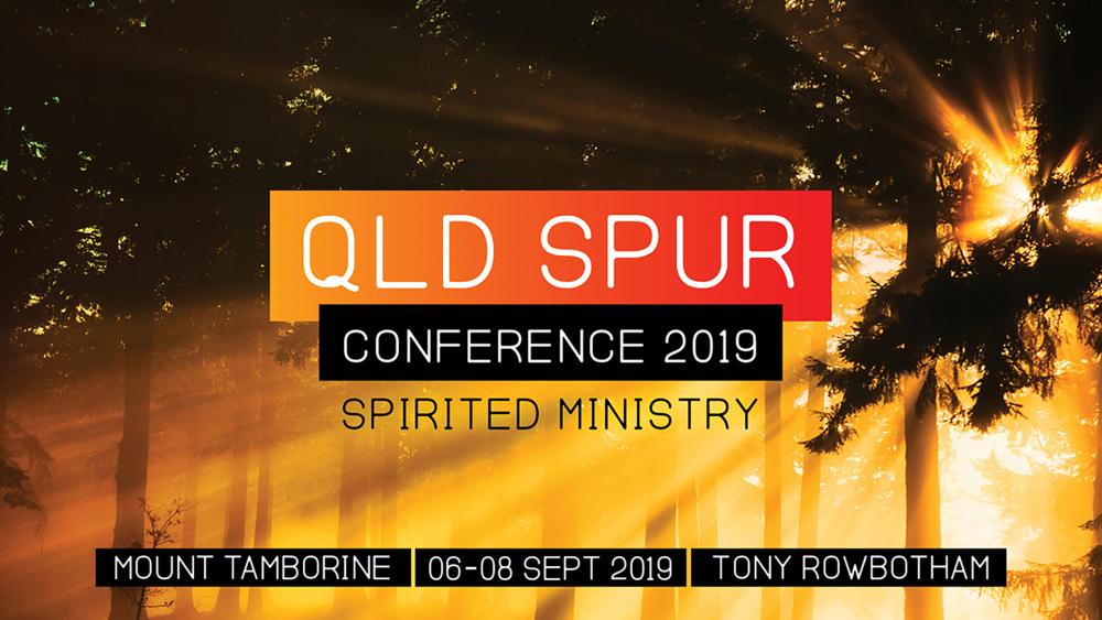 Spirited Ministry