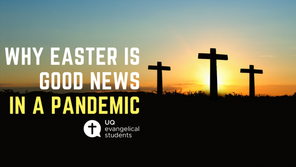 Why Easter is Good News in a Pandemic Image