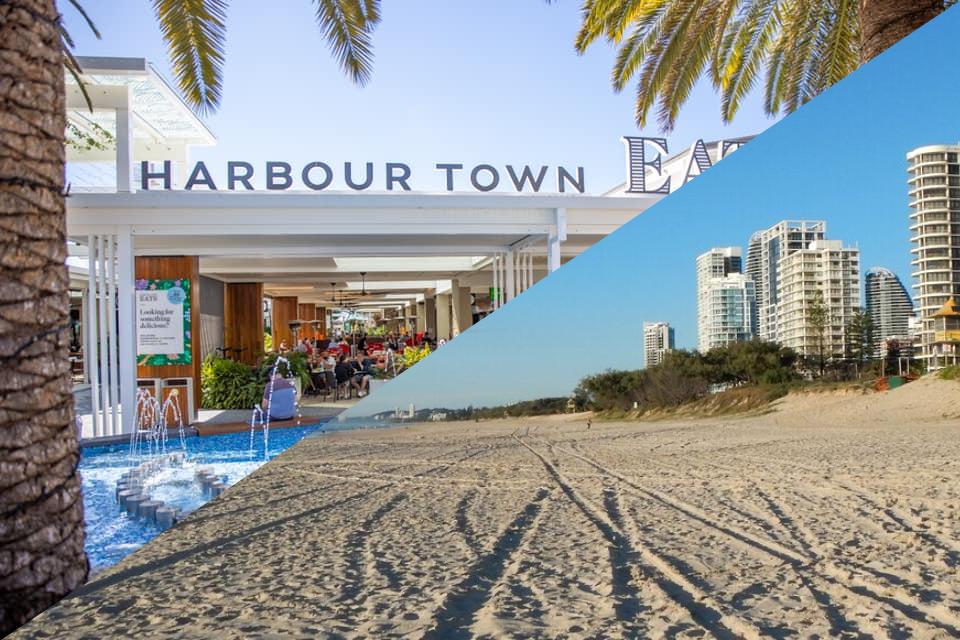 Harbourtown Beach